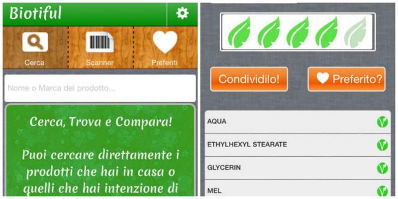 biotiful app screenshot
