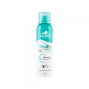Deodorante Spray Sauber Deodry