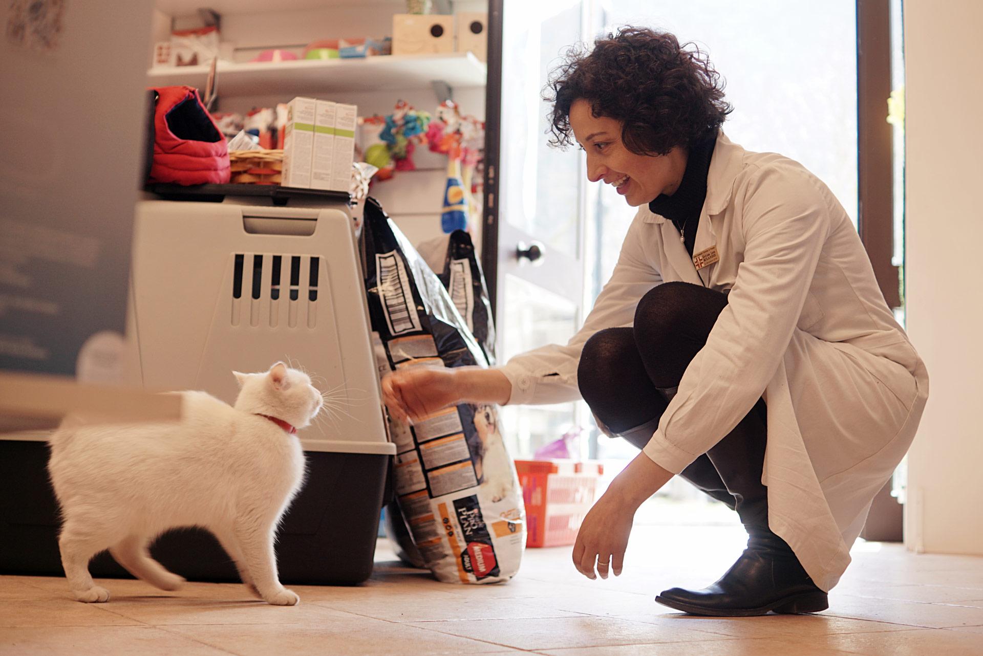 Cosa possiamo fare Per i Tuoi Animali - Servizi Dedicati