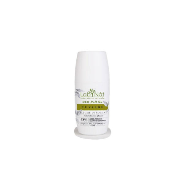 deodorante lab nat deo roll on te verde samifar