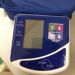 misuratore di pressione da braccio samifar