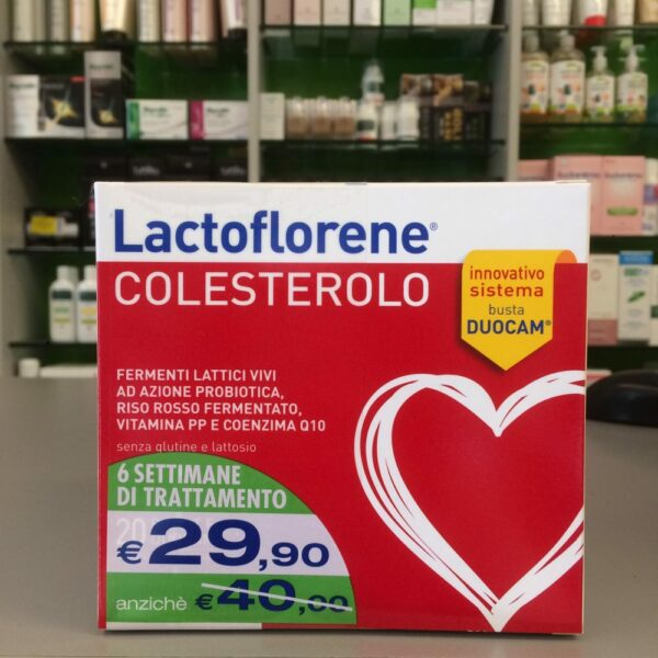 lactoflorene colesterolo promo samifar