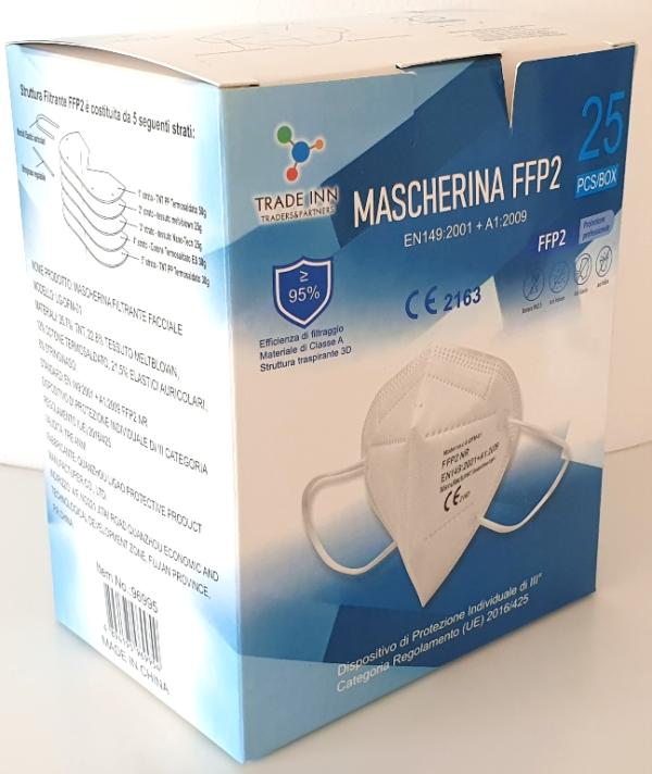 mascherine Filtranti-FFP2