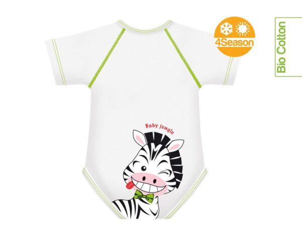 j bimby body cotone zebra