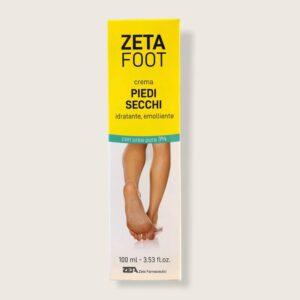 zetafoot crema piedi secchi samifar