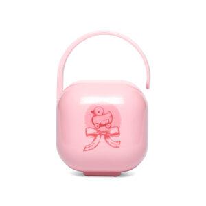 suavinex scatolina porta succhietto rosa