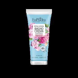 euphidra floreali bagno crema petali di rosa