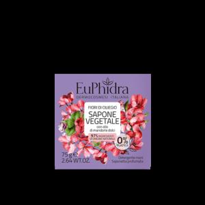 euphidra floreali sapone vegetale fiori di ciliegio