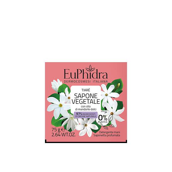 euphidra floreali sapone vegetale tiarè